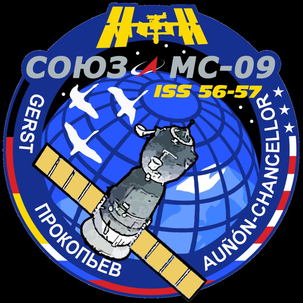 Soyuz-MS-09-Mission-Patch